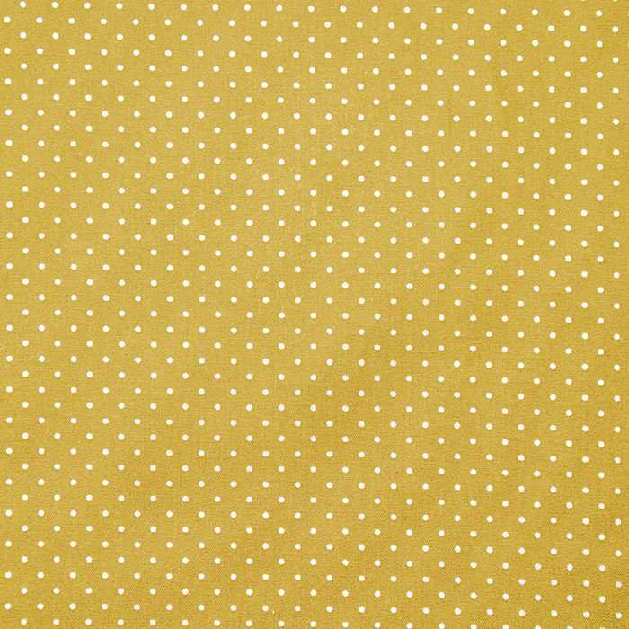 Bombaž, poplin, pikice, 17950-026, oker