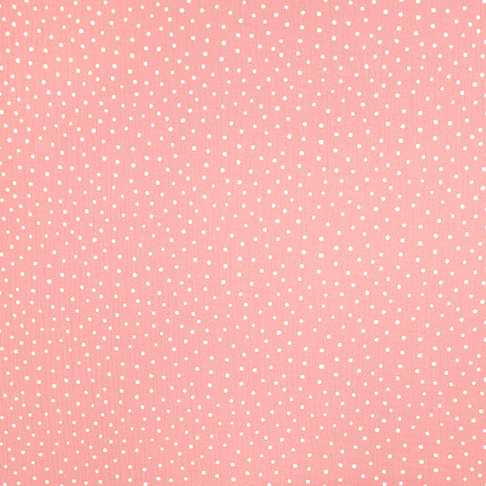 Tetra tkanina, dvojna, pikice, 19032-028, losos