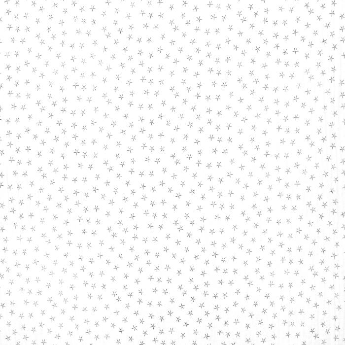 Tetra tkanina, trojna, geometrijski, 23244-151, bela