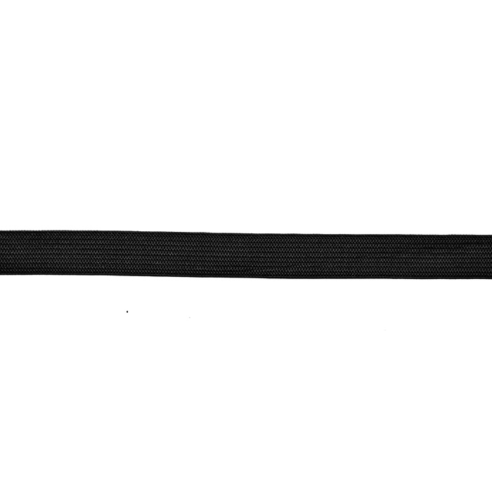 Elastika, 10 mm, 23297-002, črna