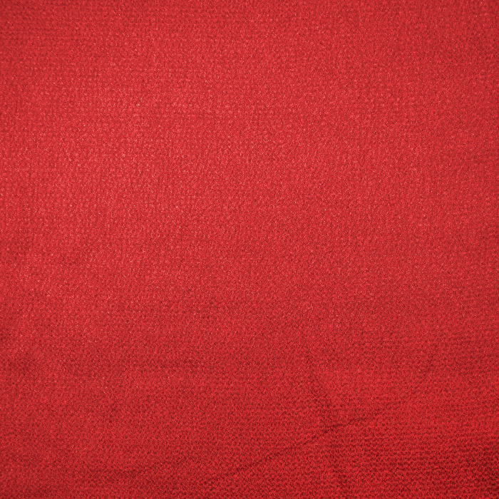 Saten krep, poliester, 18811-016, rdeča