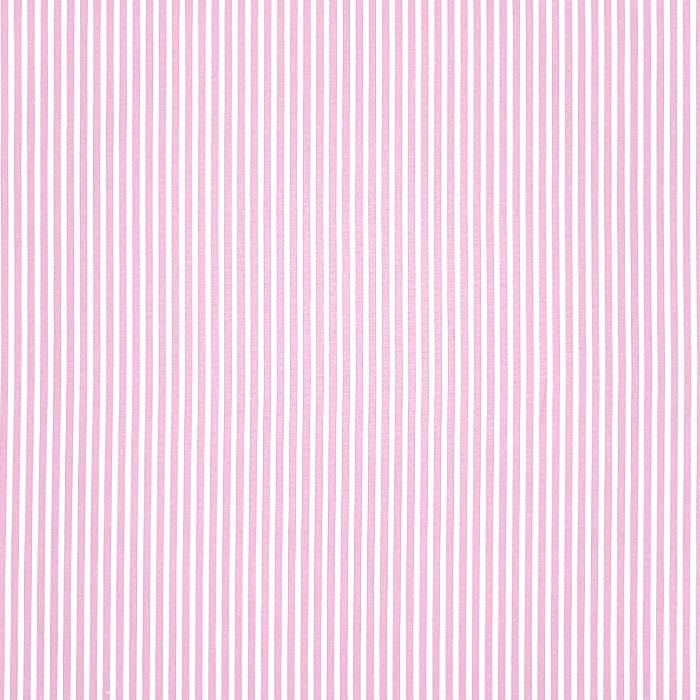Bombaž, poplin, črte, 23367-012, svetlo roza