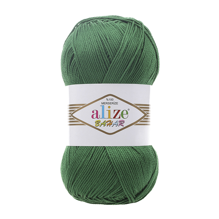 Preja, Bahar, bombaž, 23372-118, zelena