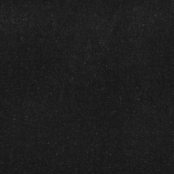 Deko žamet, bombaž, 21945-15, črna