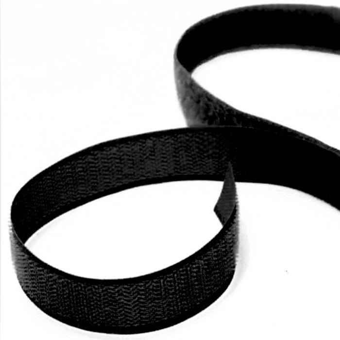 Ježek trak 20 mm, 25000-2, črna