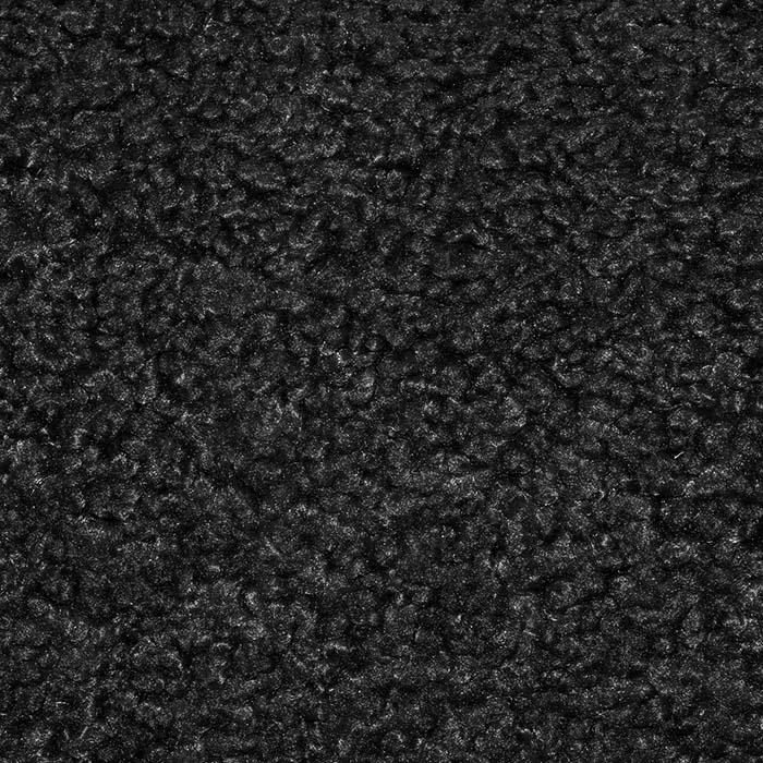 Dekorativa bukle, Petit Prince, 23922-2, črna