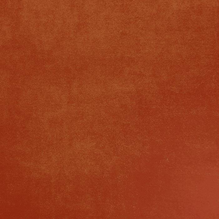 Pliš bombažen, 13348-156, opečna