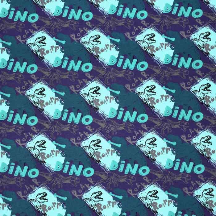 Jersey, bombaž, otroški, 25200-43, modra