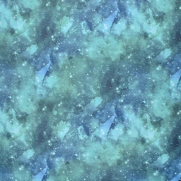 Poliamid, elastan, vesolje, 25097-1