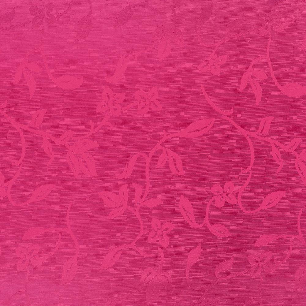 Otoman, žakard, 4146-123, ciklamna