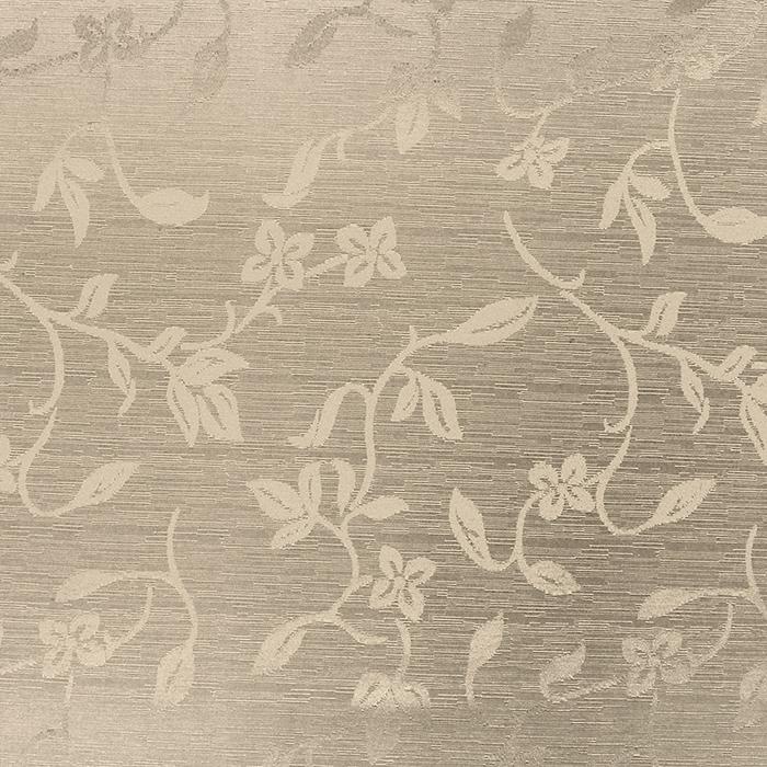 Otoman, žakard, 4146-104 , temno bež