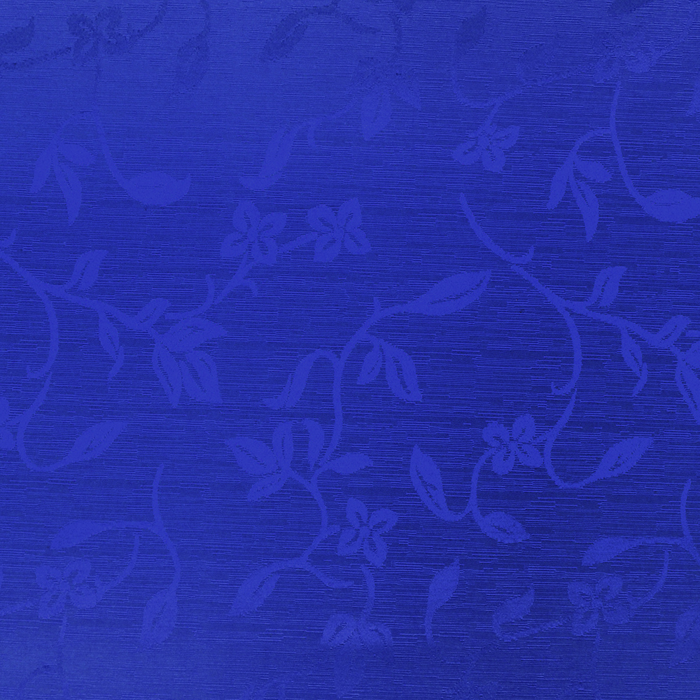 Otoman, žakard, 4146-124, kraljevsko modra