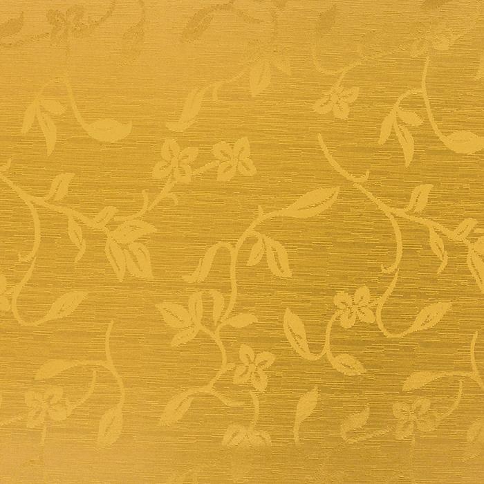 Otoman, žakard, 4146-107, zlato oranžna