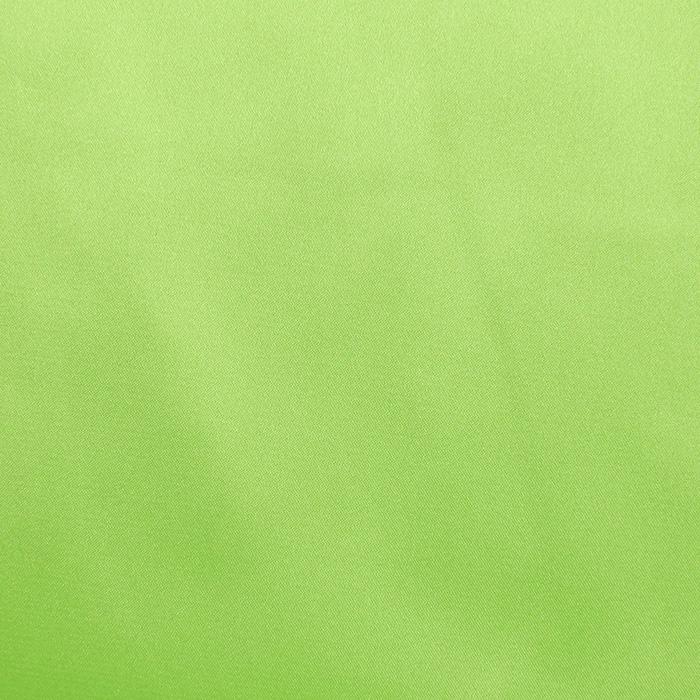 Saten, poliester, 3093-31, zelena