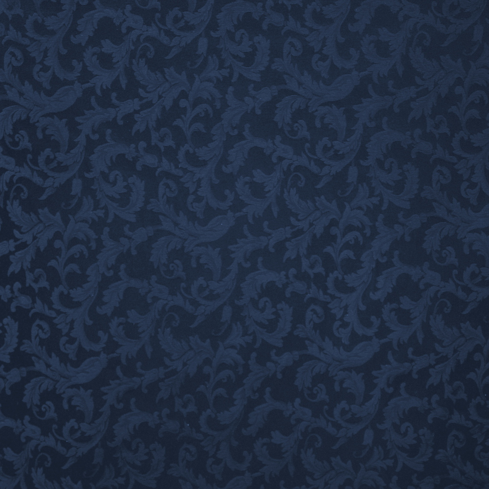 Damast, Vanessa, 13140-13, temno modra