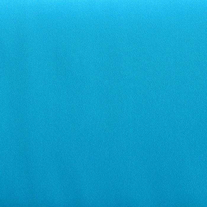 Šifon krep, poliester, 13176-14, turkizna