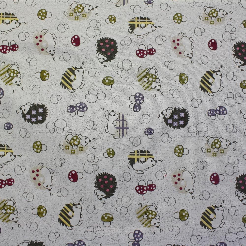 Deko žakard, ježevi, 13179-80