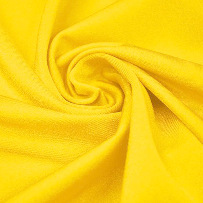 Poliamid, elastan, svetleča, 13513-36, rumena