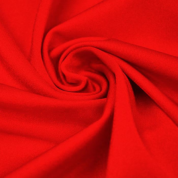 Poliamid, elastan, svetleča, 13513-15, rdeča