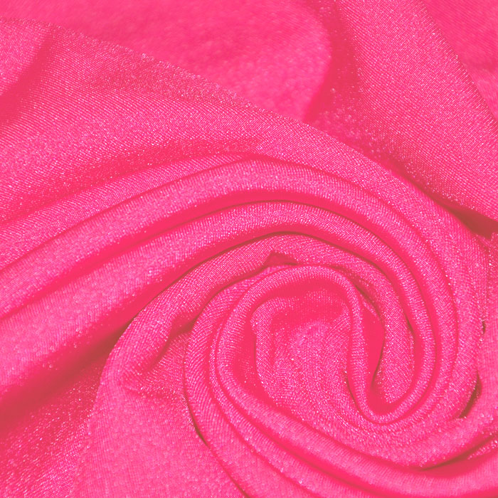 Poliamid, elastan, svetleča, 13513-32, fluo roza