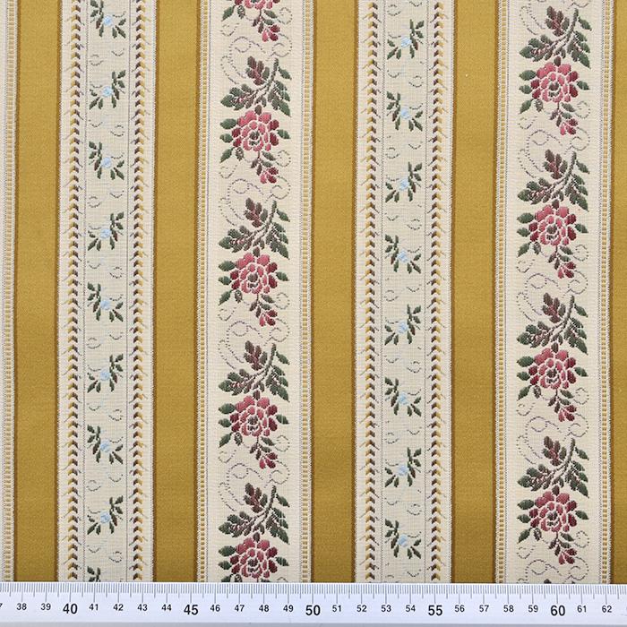 Deko žakard, Bidermajer, 13180-2, zlata