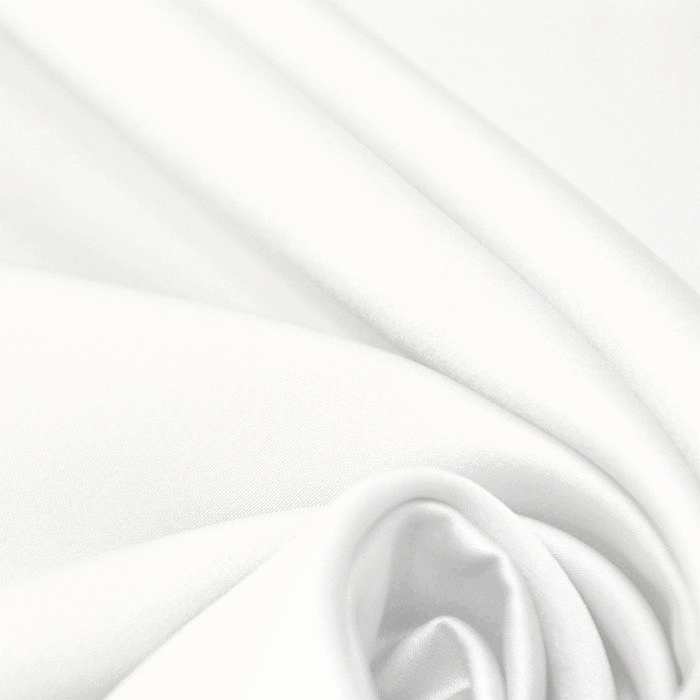 Saten, mikropoliester, 14171-004, smetana
