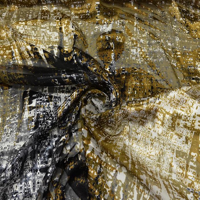 Viskoza, svila, tkanina, vzorec, 14231-2