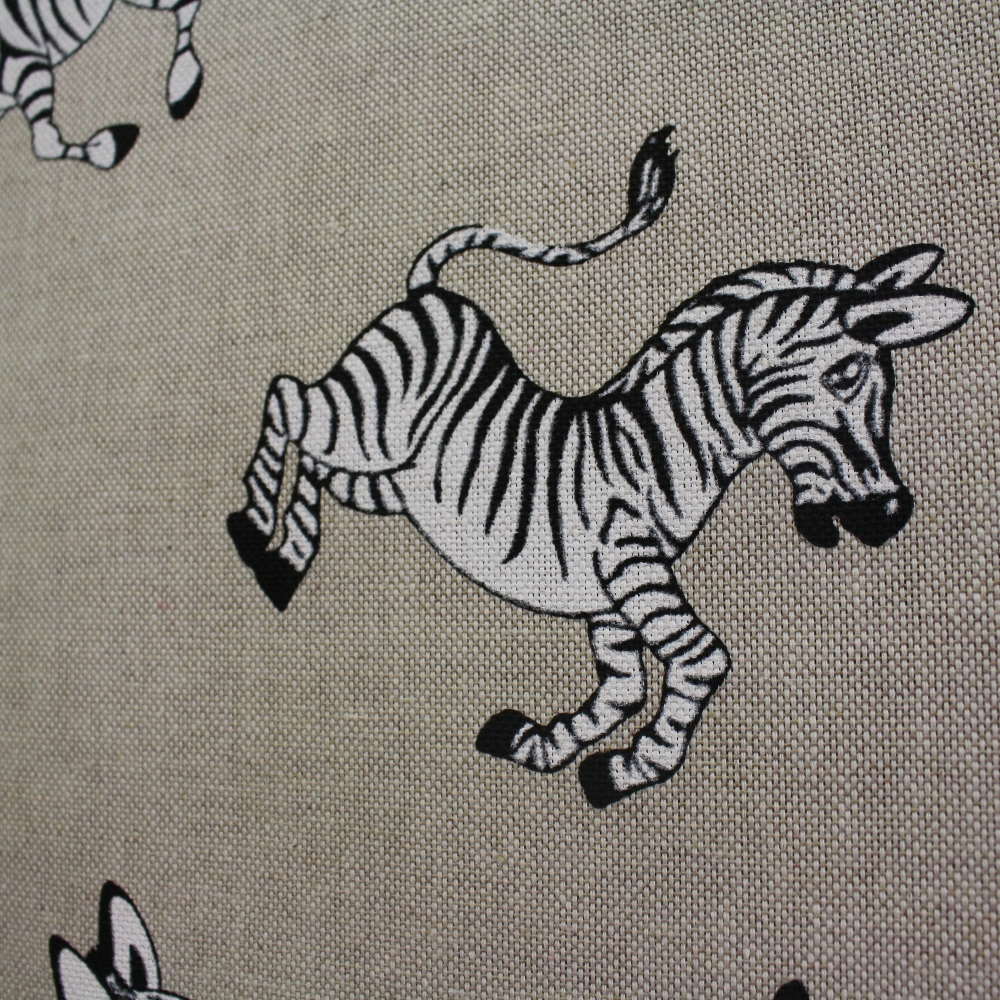 Deko, tisk, zebre, 14258