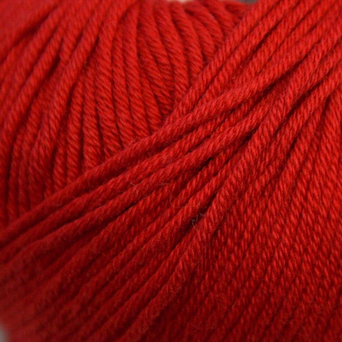 Pređa, pamuk, crvena 14733-4