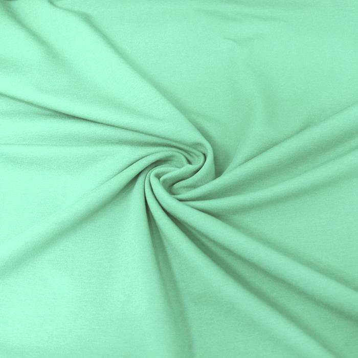 Jersey, bambus, 12_4218-20, mint zelena