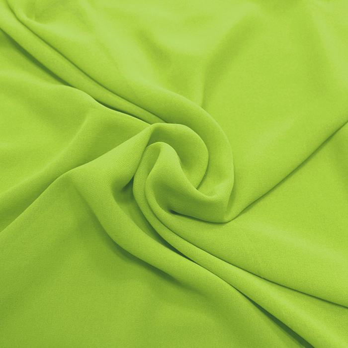 Šifon, poliester, 4143-22B, svetlo zelena