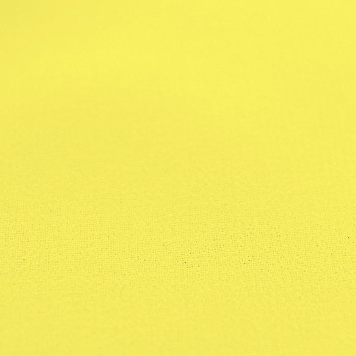 Šifon, poliester, 4143-18B, svetlo rumena