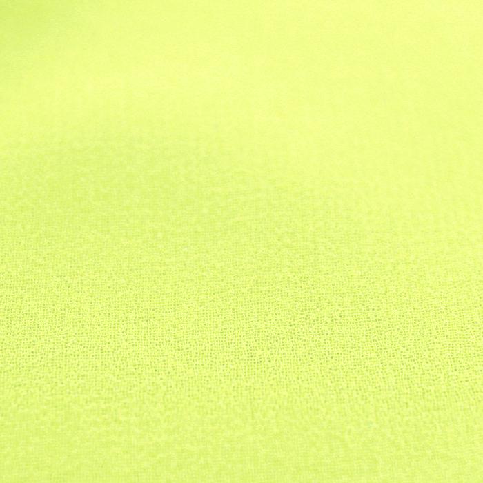 Šifon, poliester, 4143-22, fluo zelena