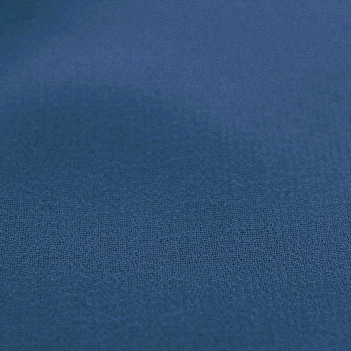 Šifon, poliester, 4143-17C, temno modra