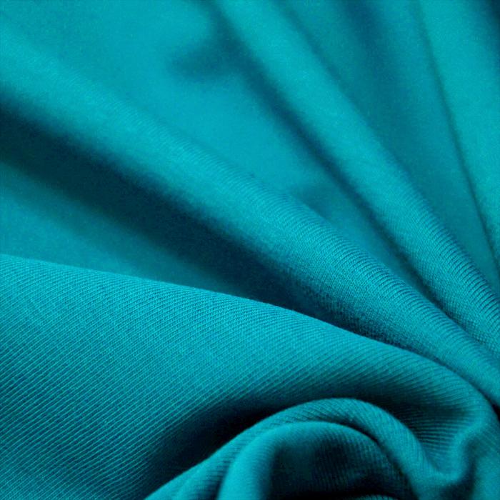 Jersey, Baumwolle, 30_13335-16A, petrolblau