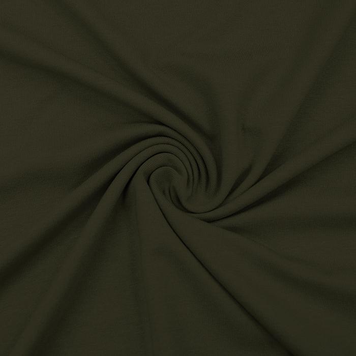 Jersey, viskoza, luxe, 12961-542, zelena