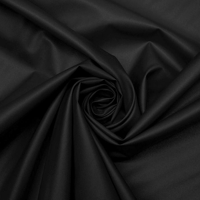 Tkanina vodoodbojna, Watc, 13032-01, črna