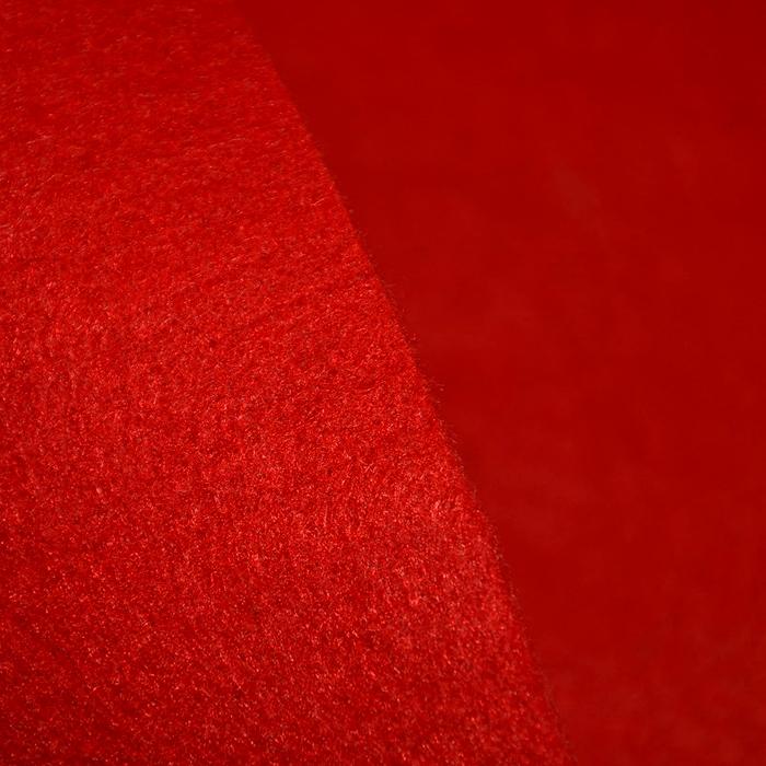 Filc 3mm, poliester, 13470-7, rdeča