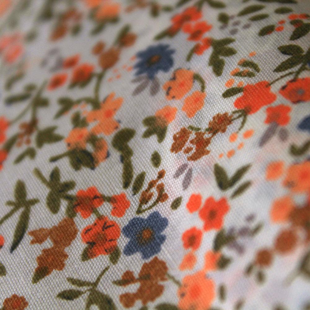 Pamuk, popelin, cvjetni, 13167-3