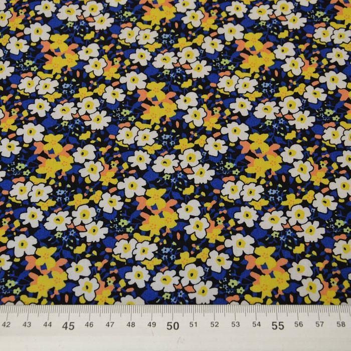 Bombaž, poplin, cvetlični, 13172-4