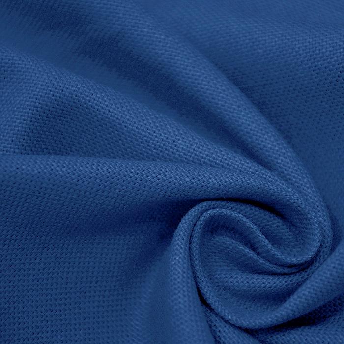 Deko, bombaž, panama, 13800-23, modra