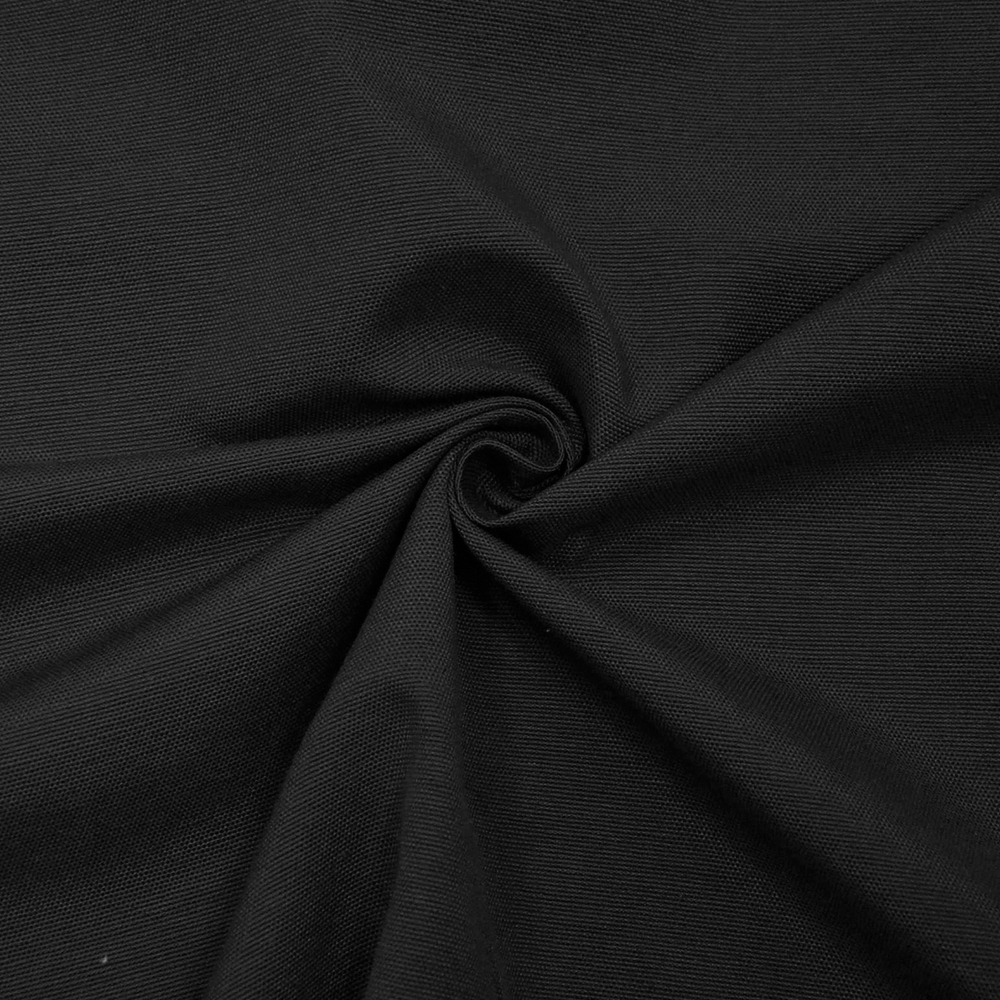 Deko, bombaž, panama, 13800-42, črnozelena