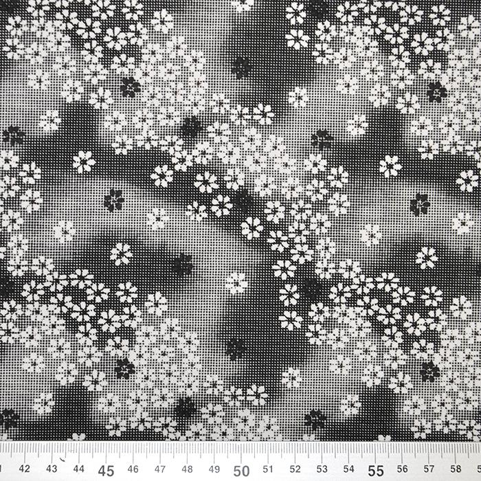 Bombaž, poplin, cvetlični, 10508