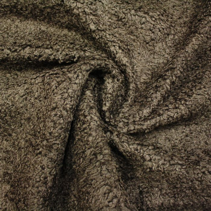 Krzno, umetno, ovca, 13712-1, rjava