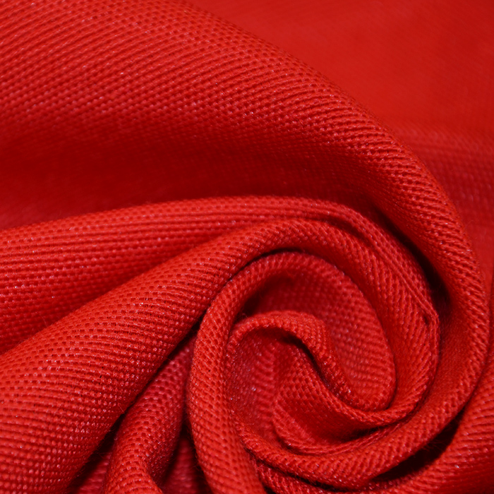 Deko, panama, 13241-15, rdeča