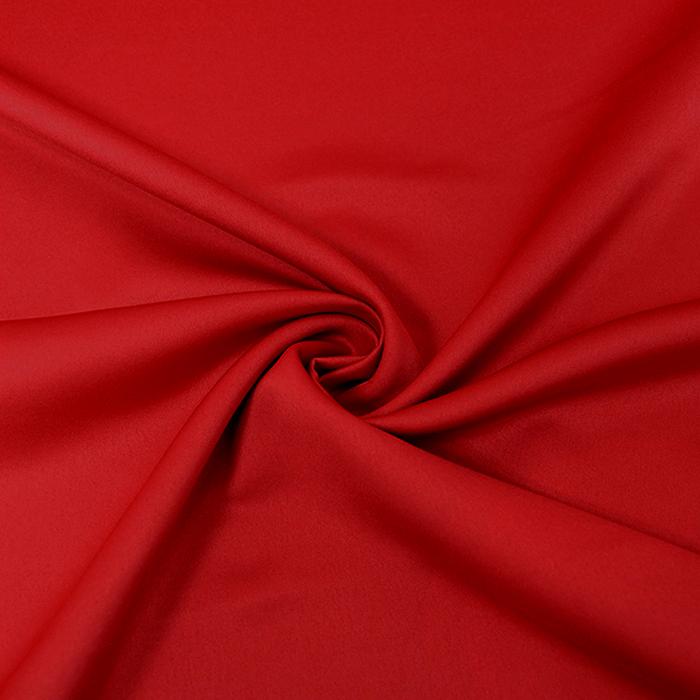 Saten, mikropoliester, 14171-010, rdeča