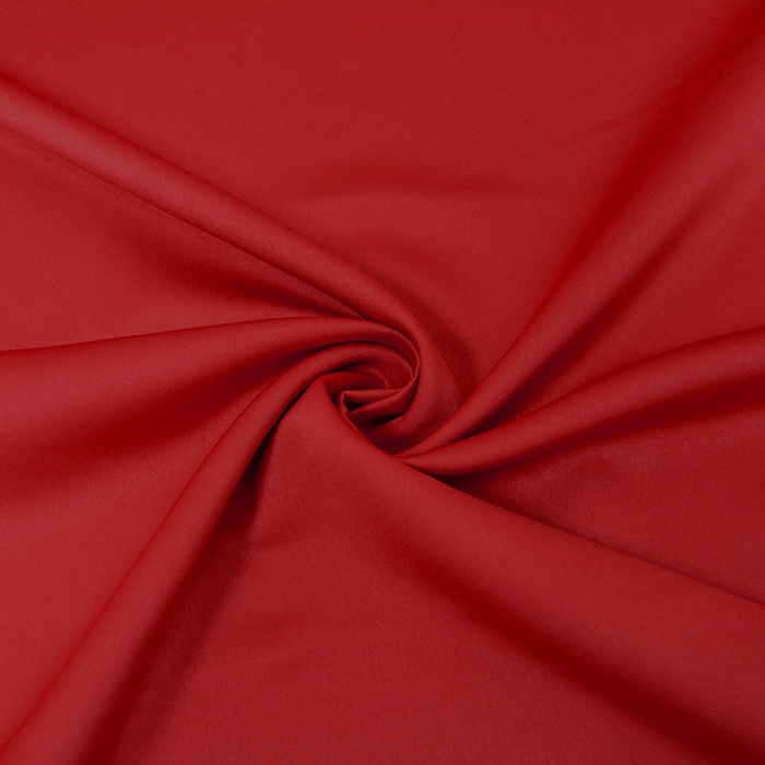 Saten, mikropoliester, 14171-011, rdeča