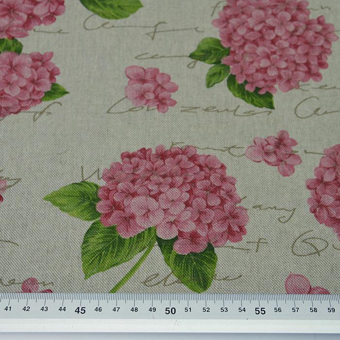 Deko, tisk, cvetlični, 15188-10