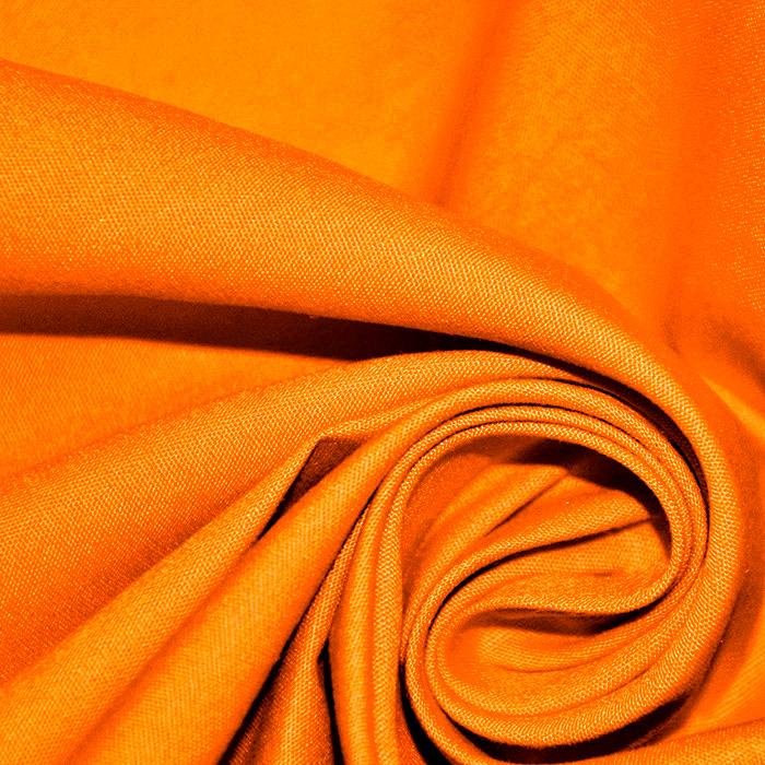 Bombaž, poplin, 5334-033, oranžna