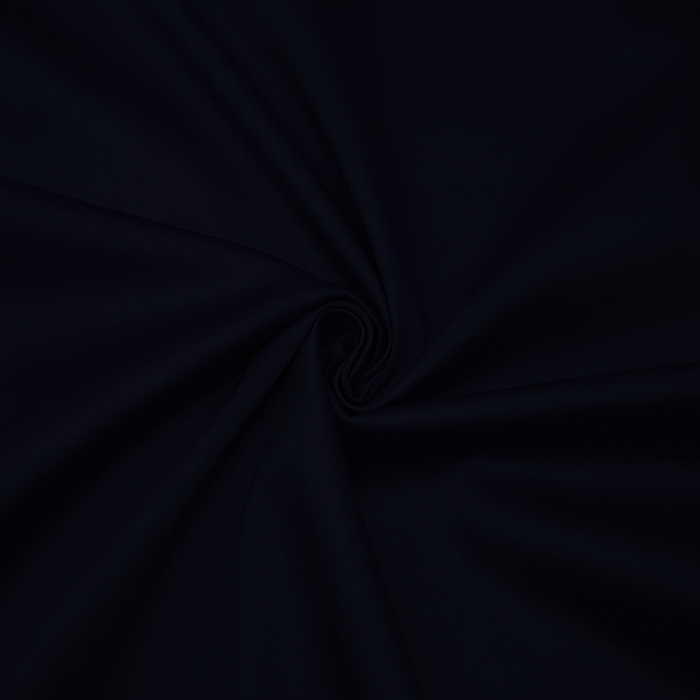 Saten, bombaž, 12_15268-009, temno modra